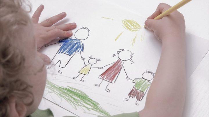 Çocuklar resimle ne anlatır?