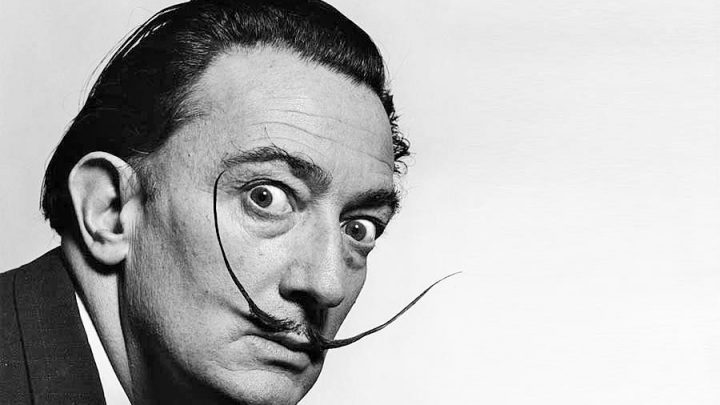 Salvador Dali'nin resimlediği üç klasik