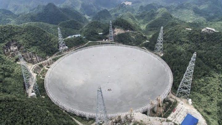 30 futbol sahası büyüklüğündeki dev teleskop faaliyete geçti