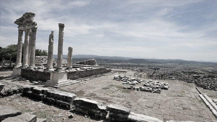 Bergama'nın tarihini değiştiren yeni buluntular ortaya çıktı