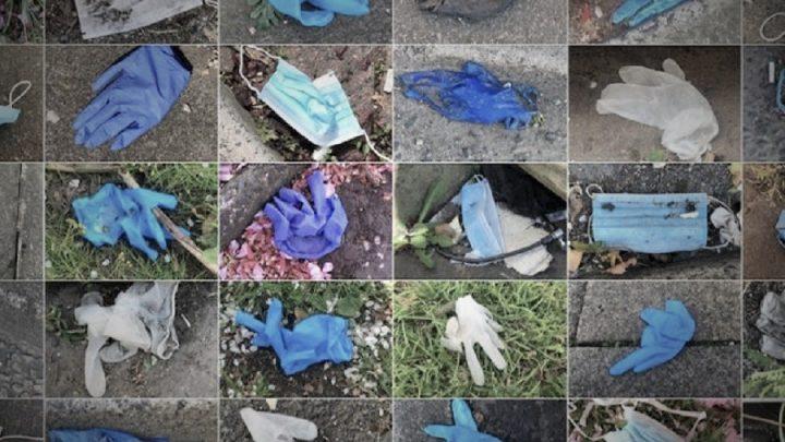 Ekoloji için yeni tehdit: Çevreye atılan kullanılmış maske ve eldivenler tehlike saçıyor!
