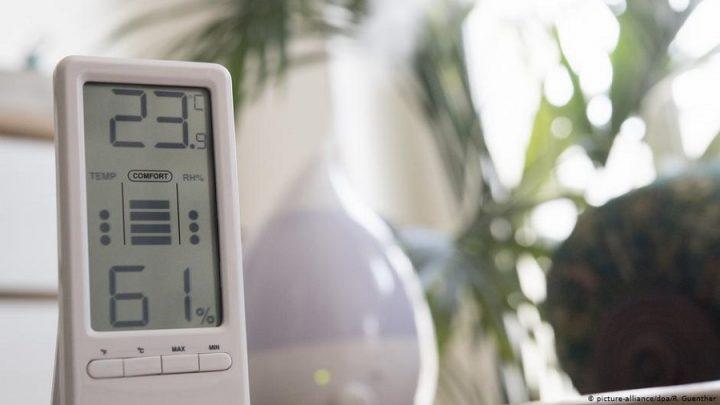 Koronavirüsün yayılmasını engellemede odadaki nem oranının artırılması etkili oluyor
