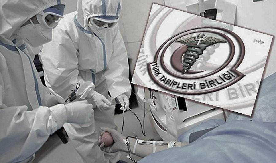 TTB'den sağlık çalışanları için 16 maddelik uyarı!