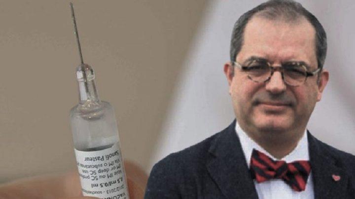 Prof. Dr. Mehmet Çilingiroğlu, koronavirüs aşısı için tarih verdi: Ekim'de aşı oluyorum