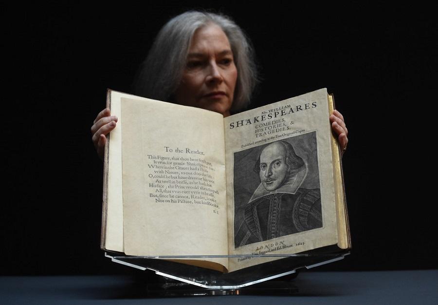 Shakespeare'in eserlerinden oluşan nadir koleksiyon 10 milyon dolara satıldı!
