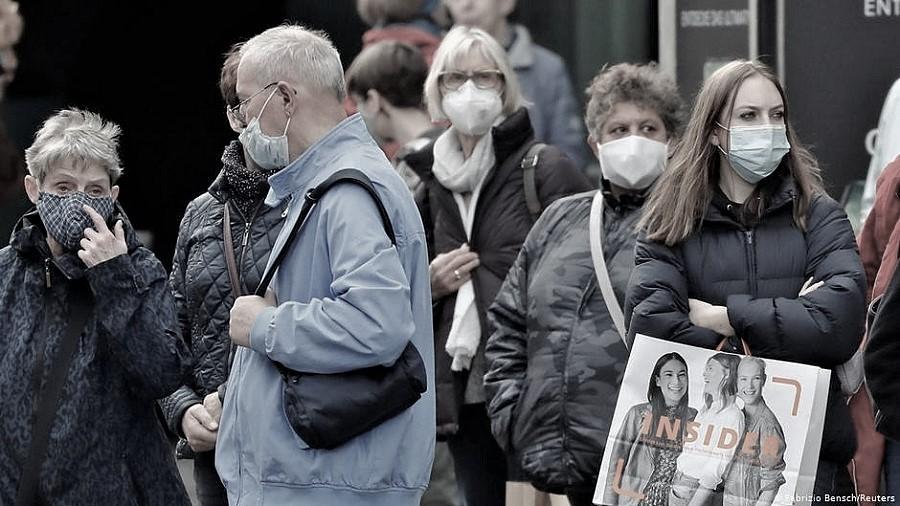 Koronavirüs Kuzey Yarımküre'yi zorluyor