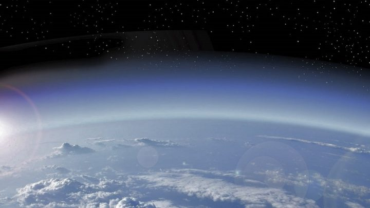 """""""Antarktika üzerindeki ozon deliği maksimum büyüklüğe ulaştı"""""""